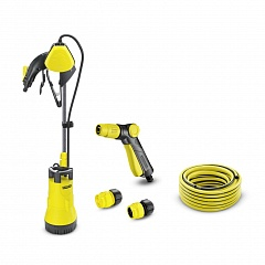 Комплект для полива из бочки, BP 1 Barrel Set, Karcher